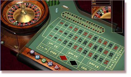 online roulette winning