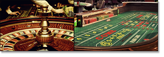 Difference between buy and place bets craps